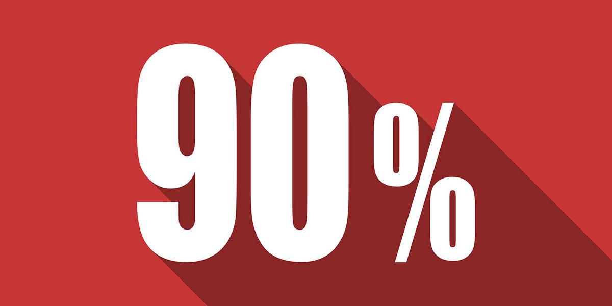 СТРАТЕГІЯ З ТОЧНІСТЮ 90%