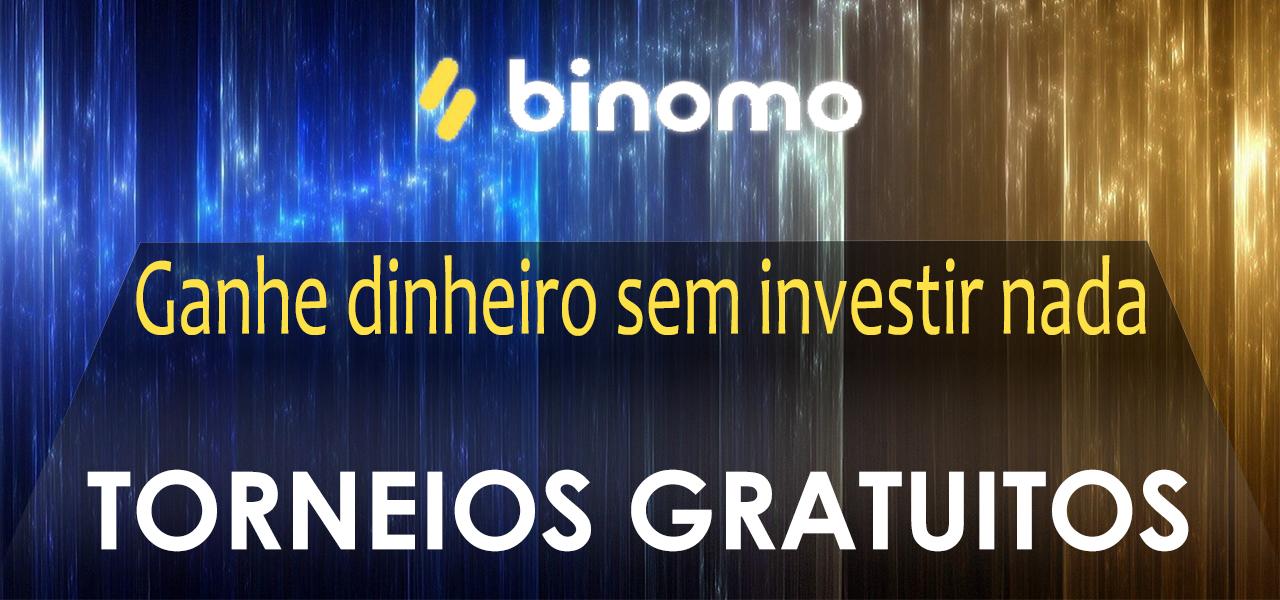 TORNEIOS GRATUITOS BINOMO